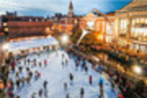 Cool! Lincoln ice rink proved more popular then ever