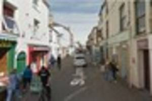 Taunton roads to be pedestrianised from Autumn 2017 as part of...