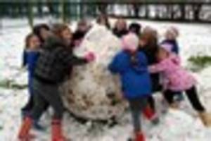 when do schools in kent close because of snow? here's everything...