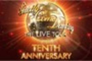 ten strictly come dancing facts ahead of the live tour which...