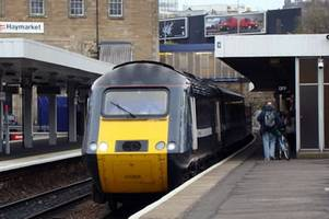 commuter chaos 2: signalling issues at haymarket cause delays on rush hour scotrail trains