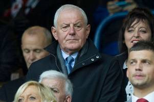 walter smith is a legend but he is wrong to say rangers need to spend big