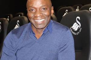 Former Real Madrid and Chelsea star Claude Makelele joins Swansea City's coaching staff