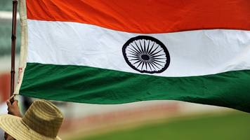 Fury over India flag doormats for sale on Amazon