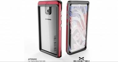 New Samsung Galaxy S8 Render Comes from Case Maker Ghostek