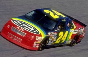 46 days until the daytona 500: the number that almost was for jeff gordon
