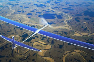 Alphabet grounds Titan solar-powered drones, shifts to Project Loon instead