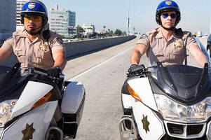 It's all motorcycle action and crotch shots in bawdy first trailer for 'CHiPs'