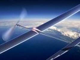 google kills off its titan drone that would have taken on facebook