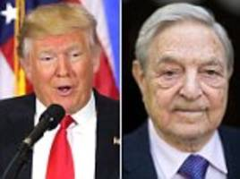 Veteran hedge-fund manager George Soros lost nearly $1billion in weeks following Donald Trump's win