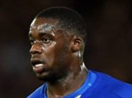 Jeffrey Schlupp nears £12m Crystal Palace switch after telling Claudio Ranieri he wants to leave Leicester