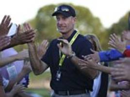 jim furyk confident us ryder cup captaincy will not affect his game