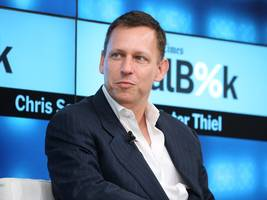 Peter Thiel no longer thinks Silicon Valley's dream of a floating, isolated city is realistic