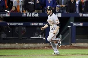 San Francisco Giants and Conor Gillaspie Agree to New Contract