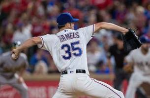 texas rangers: what to expect from cole hamels in 2017