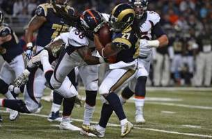 Former Rams RB Tre Mason arrested in Florida