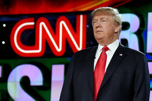 Donald Trump Says CNN Ratings 'Tanking' Since Election: Is He Right?