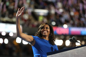 michelle obama boosts 'tonight show' to 10-month wednesday high