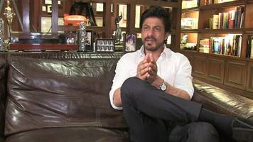Shah Rukh Khan: 'I travel in the trunk of my car sometimes'
