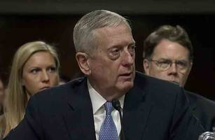 gen. mattis: russia is the principal threat to us security