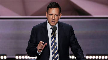 Peter Thiel Explains Why Hedge Funds Changed Their Mind About Trump, Says Age Of Apple Is Over