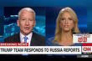 Video: Kellyanne Conway Showers Anderson Cooper With Post-Fact Confetti