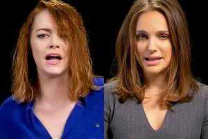 emma stone, natalie portman and more slay epic 'i will survive' cover ahead of trump's inauguration