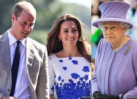 report: prince william and kate middleton are crowned king and queen as queen elizabeth steps down