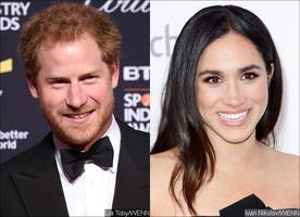 Prince Harry Is 'Truly in Love' With Meghan Markle, Friends Believe They Will Get Engaged Soon