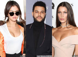 Selena Gomez and The Weeknd's Make-Out Pics Emerge, Bella Hadid Unfollows Her
