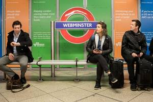 amazon is confusing londoners by changing the name of westminster tube