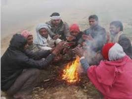 cold wave intensifies in north india; mumbai witnesses lowest temperature in three years