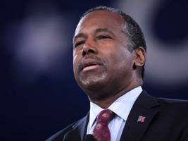 Watch Live Stream: Ben Carson's Confirmation Hearing For Secretary of Housing And Urban Development