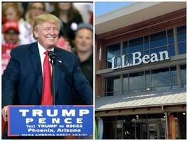 Donald Trump: 'Buy L.L. Bean'