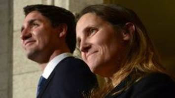canada says no 'quid pro quo' with russia on lifting freeland travel ban