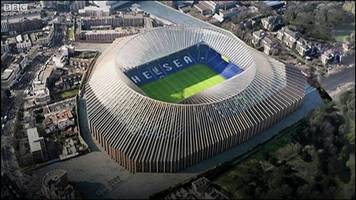 Plans for new Chelsea football stadium approved