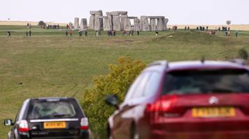 Stonehenge Might Get An Underground Tunnel For Cars