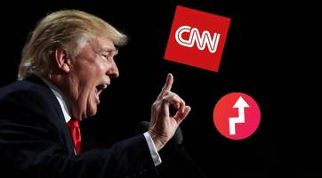 Trump Muddled CNN And Buzzfeed's Reporting