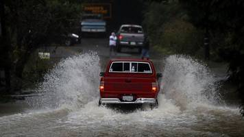 Wet Winter Brings Parts Of California Out Of 5-Year Drought