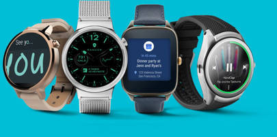 Android Wear 2.0 is arriving next month with a Play Store for your wrist