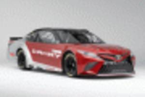 2018 Toyota Camry gets prepped for NASCAR duty
