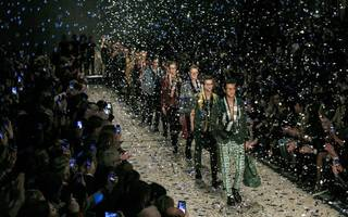 Fashion industry falters as sales suffer deepest decline since 2009