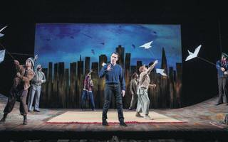 the kite runner needed less talk, more action to make it fly