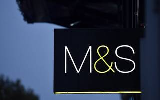 m&s posts strong christmas sales as clothing arm finally shows improvement