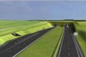 Tunnel under Stonehenge to ease traffic jams on A303