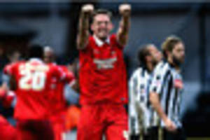 Kevin Nolan is new Notts County manager