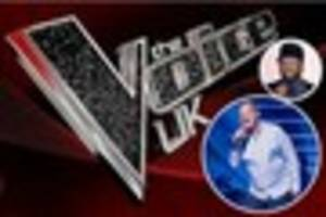 Burntwood dad Jason Jones wows The Voice UK singing Pillow Talk...