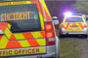 Child survives but woman driver dies after crash with tractor on...