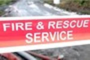 Firefighters called to chimney fire near Torrington
