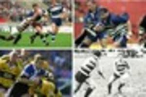 15 players who've represented Bath Rugby and Bristol Rugby over...